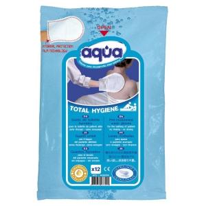 gants pré imbibés hygiène